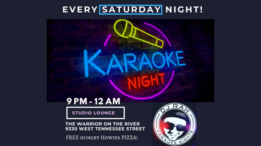 Karaoke Saturday Night's with Dj Rah