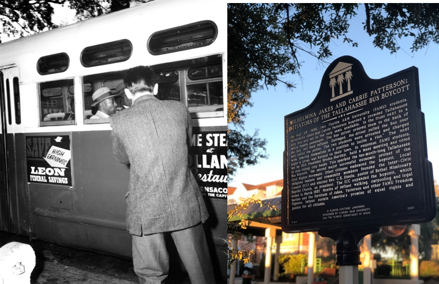 Civil Rights Timeline in Tallahassee